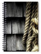 New England Lobster Shanty Spiral Notebook