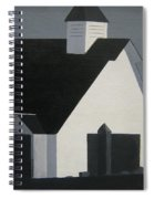 New England November Spiral Notebook