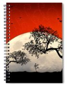 New Growth New Hope Spiral Notebook