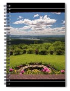 New Hampshire Lakes Region Spiral Notebook