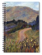 New Hampshire Road Spiral Notebook