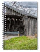New Hope Covered Bridge  Spiral Notebook