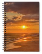 New Jersey Has The Best Sunsets - Cape May Spiral Notebook