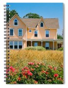 New Jersey Landscape Spiral Notebook