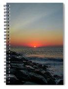 New Jersey Shore - Townsends Inlet Spiral Notebook
