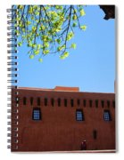 New Mexico Museum Of Art Spiral Notebook