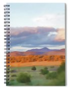 New Mexico Pastel Spiral Notebook