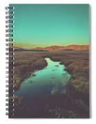 New Mexico Sunset Spiral Notebook