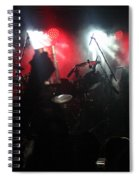 New Model Army Spiral Notebook