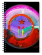 New Morning Spiral Notebook