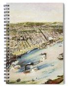 New Orleans, 1851 Spiral Notebook