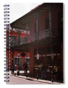 New Orleans 2004 #7 Spiral Notebook