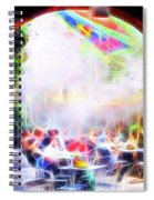 New Orleans Cafe Spiral Notebook