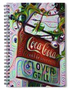 New Orleans - Clover Grill Spiral Notebook