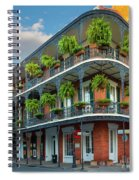New Orleans House Spiral Notebook