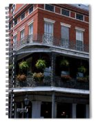 New Orleans La Spiral Notebook