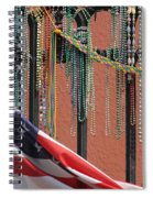 New Orleans Spiral Notebook