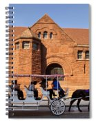 New Orleans Louisiana - Sightseeing Spiral Notebook
