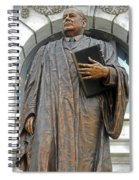 New Orleans Statues 5 Spiral Notebook