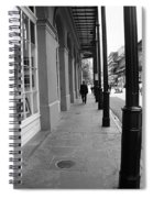 New Orleans Street Photography 1 Spiral Notebook