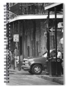 New Orleans Street Photography 2 Spiral Notebook