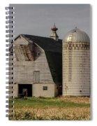 004 New Ulm Minnesota Spiral Notebook