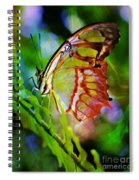 New Wings Spiral Notebook