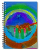 New World Spring Spiral Notebook