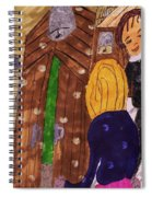 New Year's And Everyday Blessings  Spiral Notebook