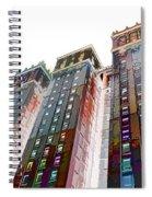 New York City 1 Spiral Notebook