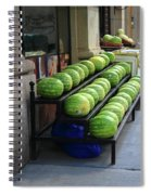 New York City Market Spiral Notebook