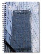 New York City Skyline No. 14 Spiral Notebook