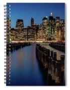 New York City - Skyline Spiral Notebook