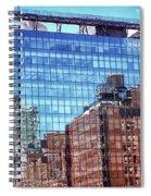 New York City Skyscraper Art 4 Spiral Notebook
