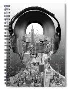 New York City Sound Spiral Notebook