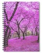 New York City Springtime Spiral Notebook