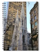 New York City St. Patrick's Cathedral Spiral Notebook