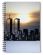 New York City - The Way We Were Spiral Notebook