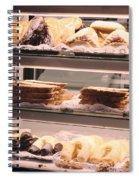 New York Deli Spiral Notebook