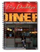 New York Diner 1 Spiral Notebook