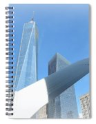 New York Freedom Spiral Notebook
