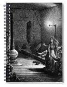 New York: Homeless, 1873 Spiral Notebook