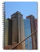 New York Hotel Spiral Notebook