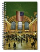 New York Minute Spiral Notebook