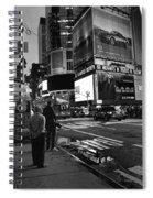 New York, New York 1 Spiral Notebook