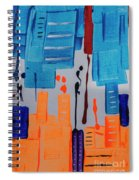 New York New York Spiral Notebook