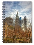 New York, New York Spiral Notebook