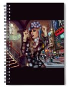 I Love New York Spiral Notebook