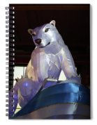 New York State Chinese Lantern Festival 7 Spiral Notebook