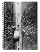 New York: Tenement, C1890 Spiral Notebook